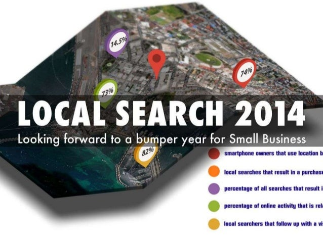 Local Search Predictions for 2014