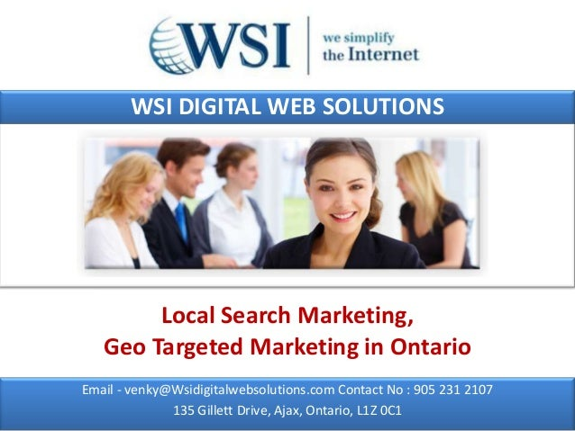 Local search-marketing-geo-targeted-marketing-in-ontario