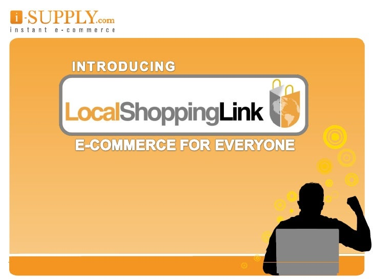 LocalShoppingLink Overview