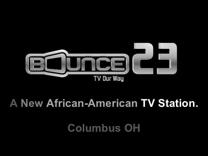 A  New  African-American  TV Station. Columbus OH