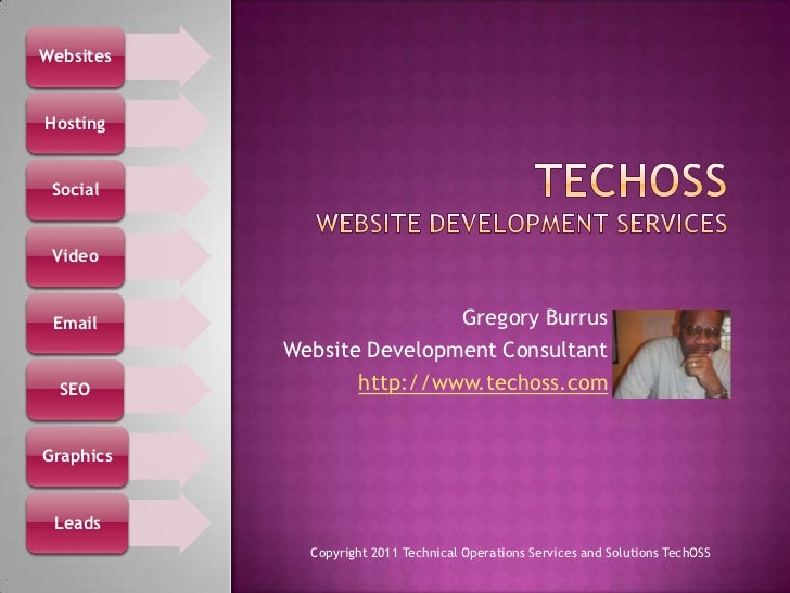 TechOSS Local Business Services and Tools