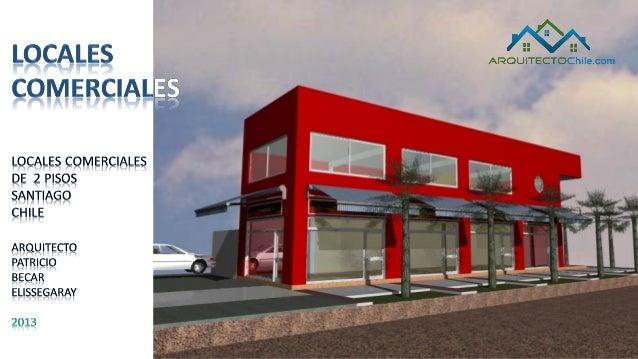 www.ArquitectoChile.com El Hualle Sur 9445, Santiago, Chile Teléfono Celular (56) 9 79316827 Teléfono Fijo (56) 2 8630109 ...