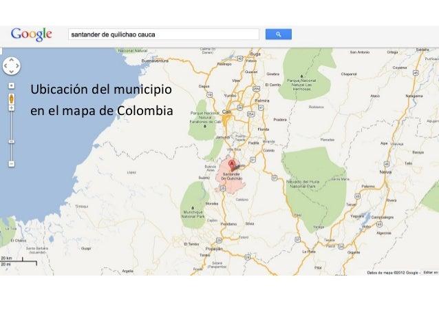 Colombia Santander de Quilichao Locales Santander de Quilichao