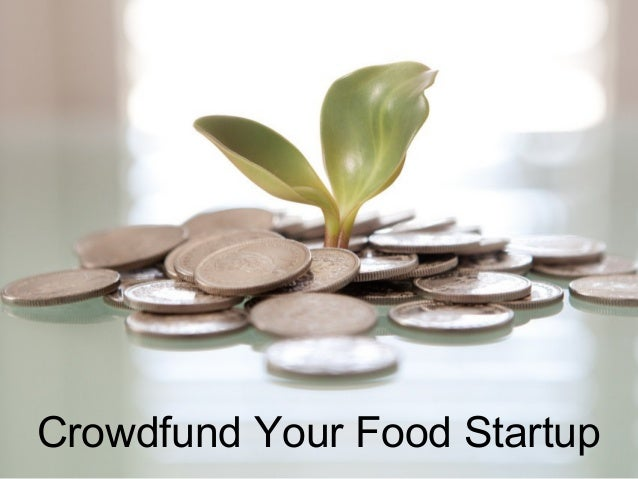 Local Food Startup Challenge crowdfunding webinars with StartSomeGood - May 2013