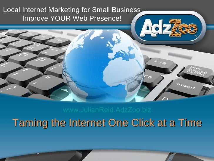 Local Internet Marketing for Small Business