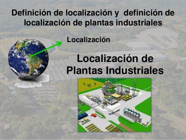 plantas industriales source abuse report plantas del perú definición
