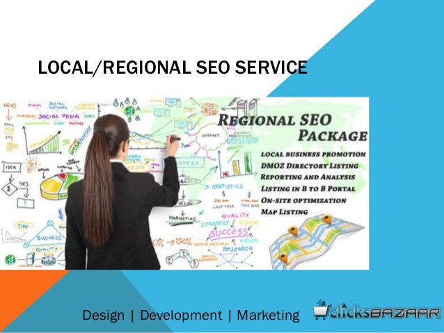 Localregional seo service