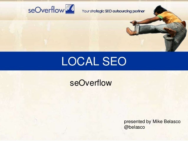 Local SEO Basics