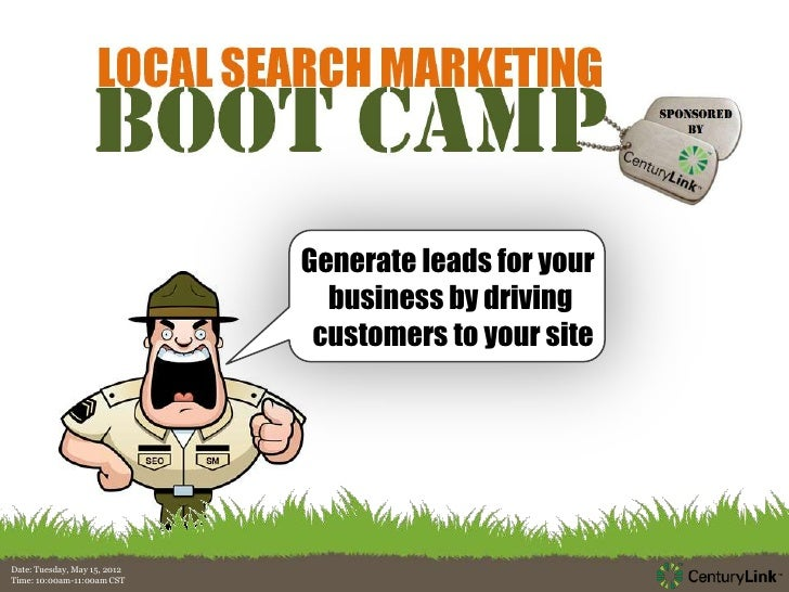 Local Search Marketing Boot Camp