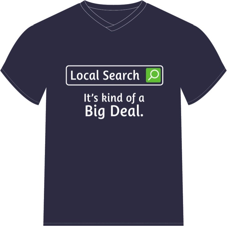 Conference T-shirt