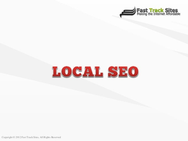 What is Local Search Engine Optimization
