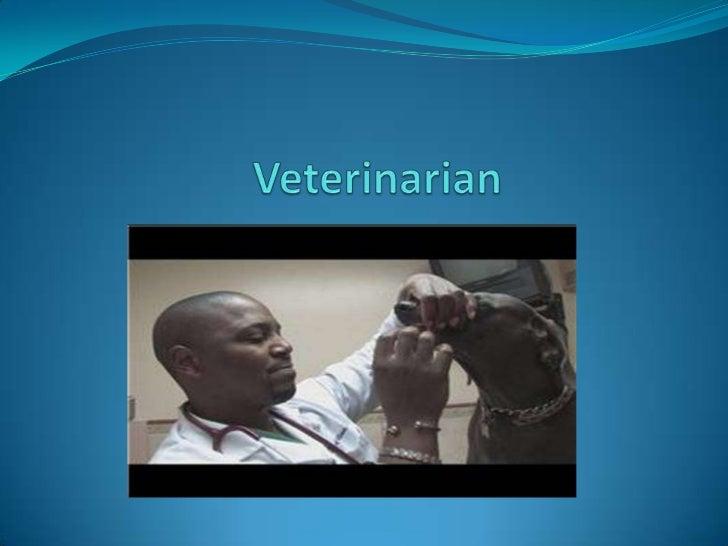 Veterinarian<br />