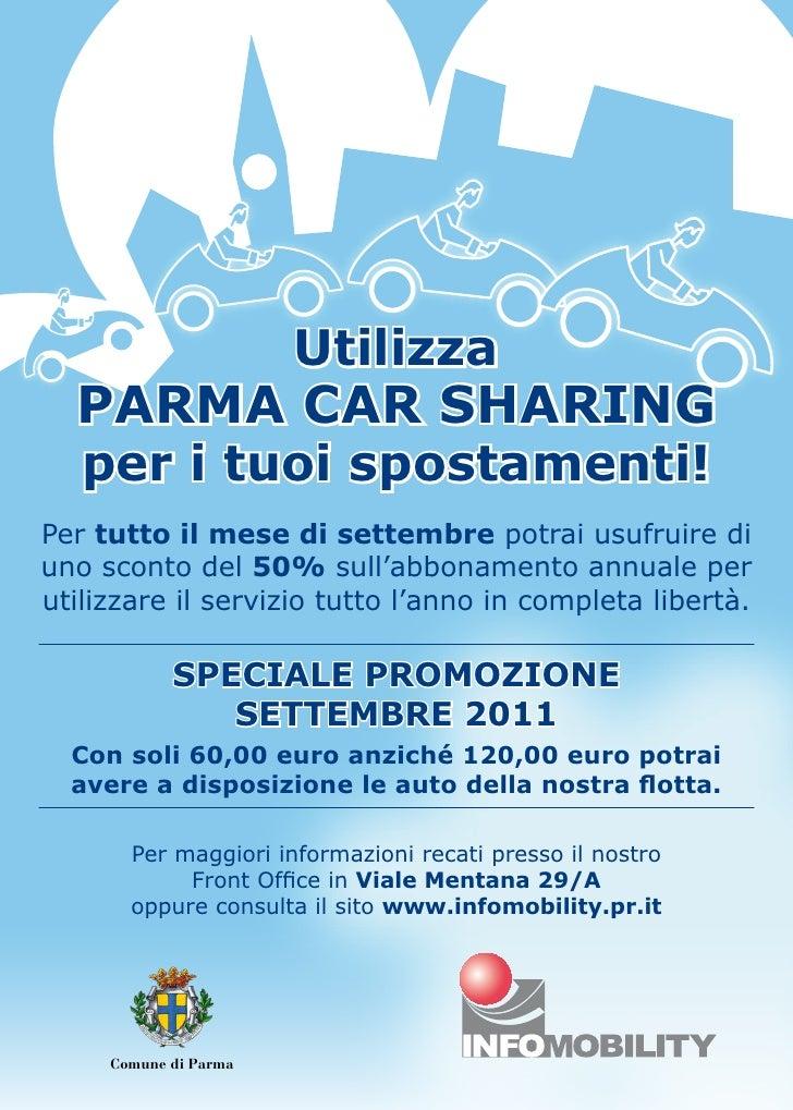 Car e Bike Sharing Parma