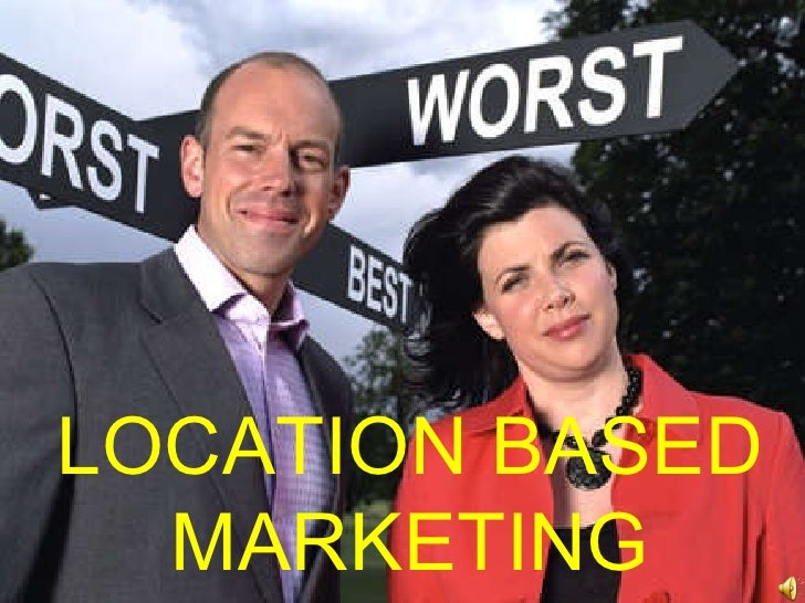 Location marketing-lite