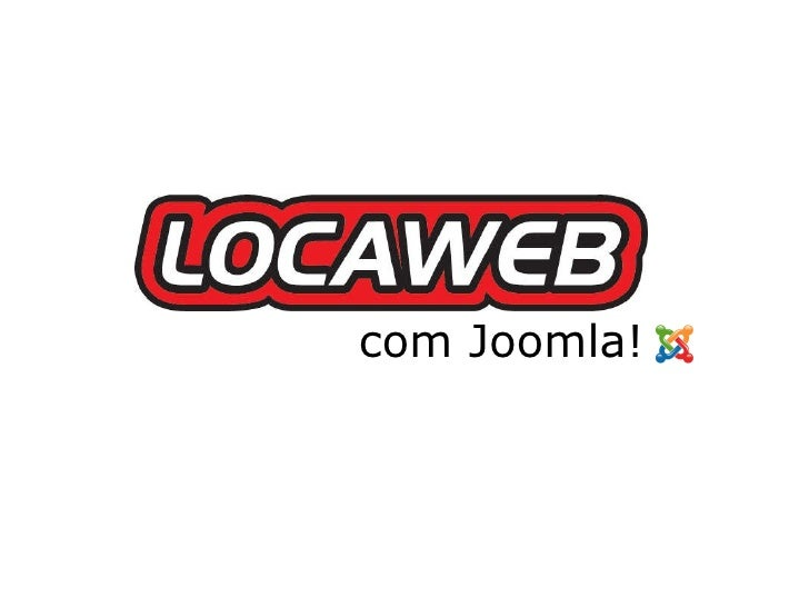 Locaweb com Joomla!