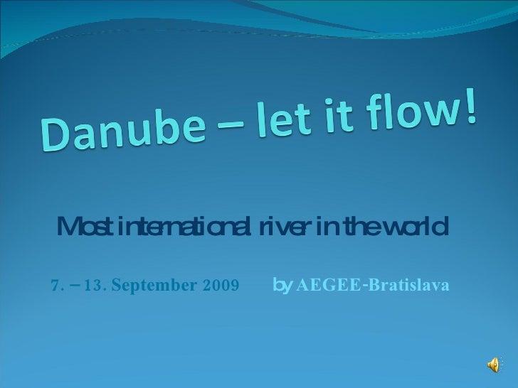 AEGEE-Bratislava Danube