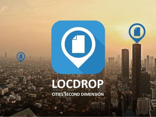 LOCDROP CITIES SECOND DIMENSION