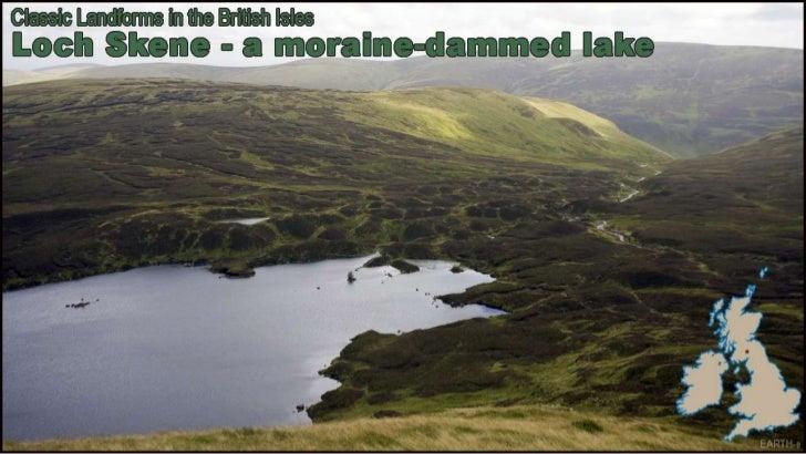 Loch Skene Glaciated Landscape