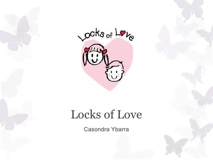 Locks of Love Casondra Ybarra