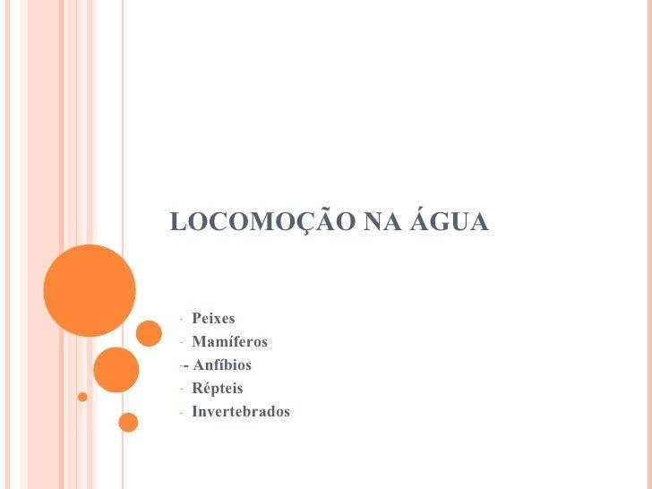 Locomo%C3%A7%C3%A3o Na Agua[1]