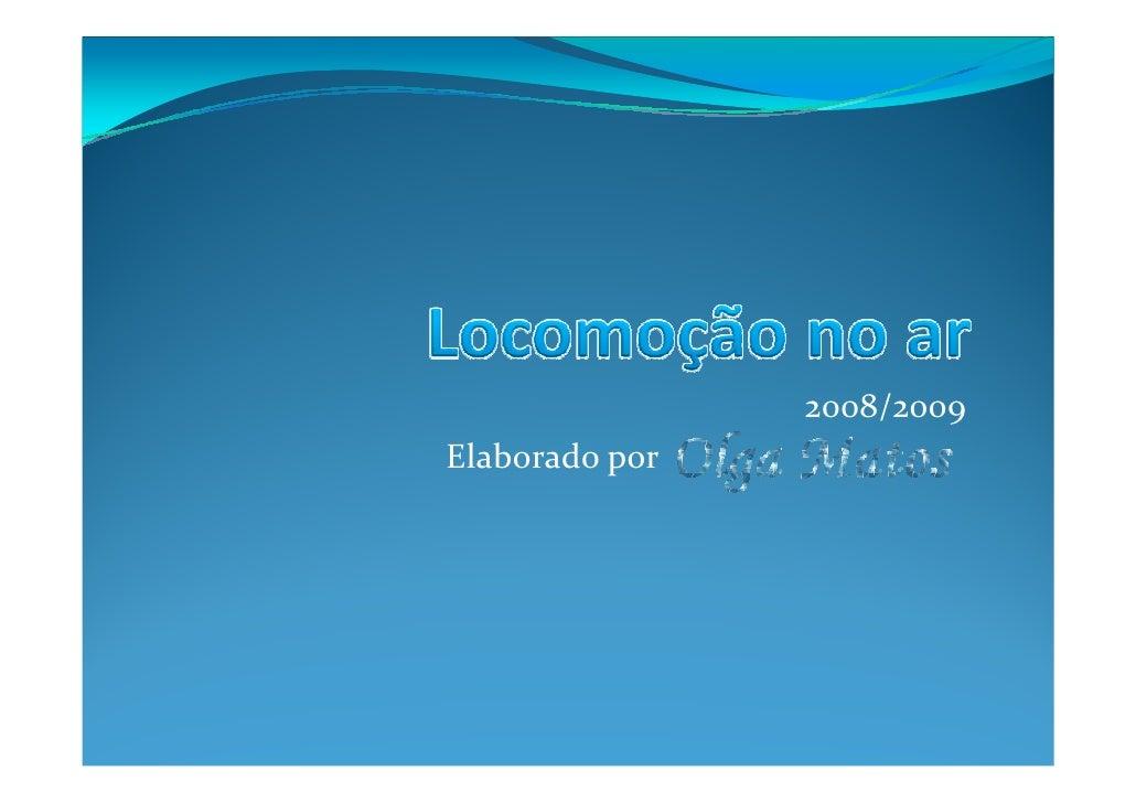 2008/2009 Elaborado por