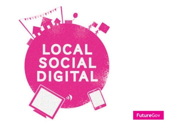 Local Social Digital | Australia | November 2011