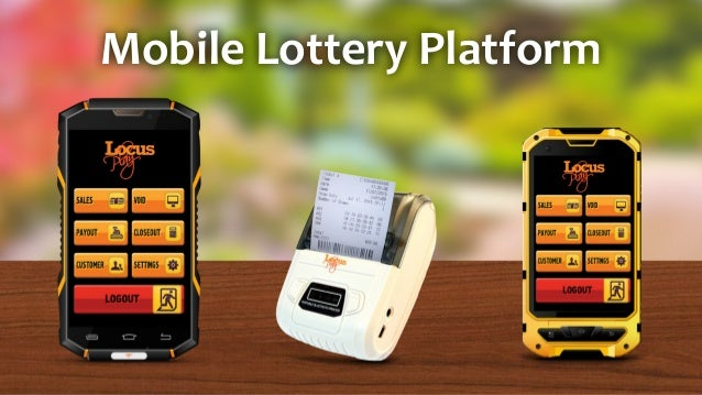 LocusPlay Mobile Lottery Platform