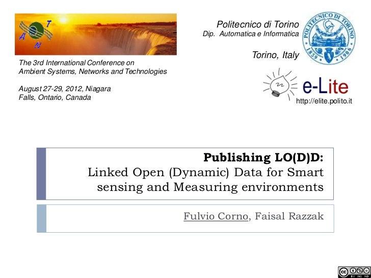 LO(D)D ant2012