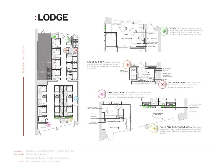"""LODGE, an independent """"thesis""""_in progress"""