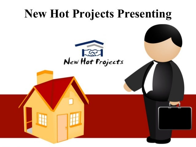 New Hot Projects Presenting