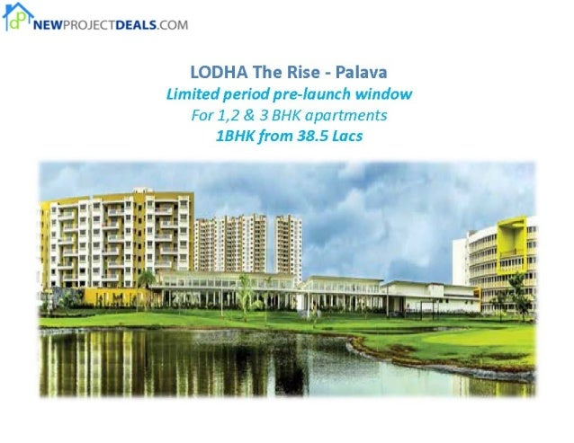 Lodha Palava City Downtown Brochure Call 09594583450 || +971566719238 new prelaunch by lodha group mumbai