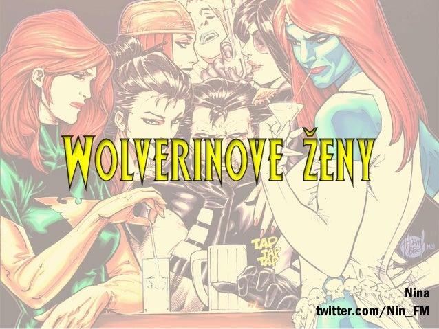 Wolverinove ženy