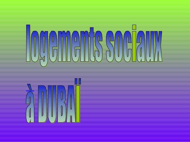 Logements sociaux dubai_p_a