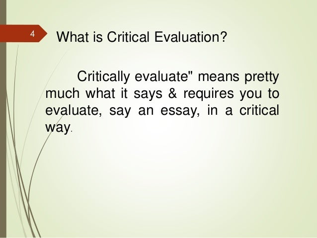 Writing a 'describe and evaluate a theory' essay