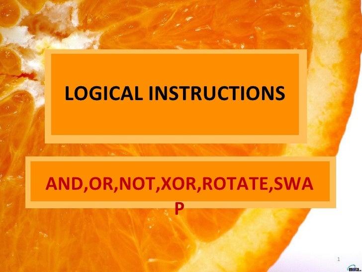 logical 8051