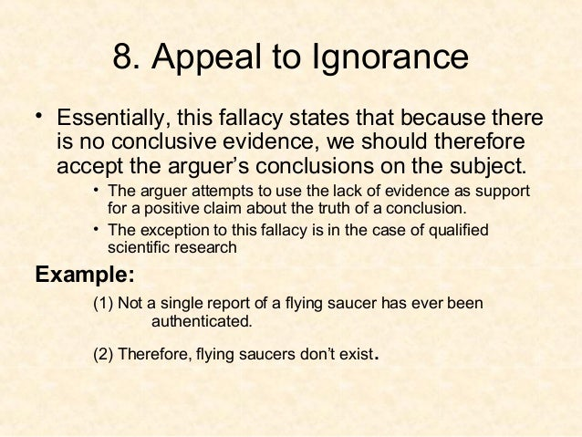 the definition of fallacy You misrepresented someone's argument to make it easier to attack.