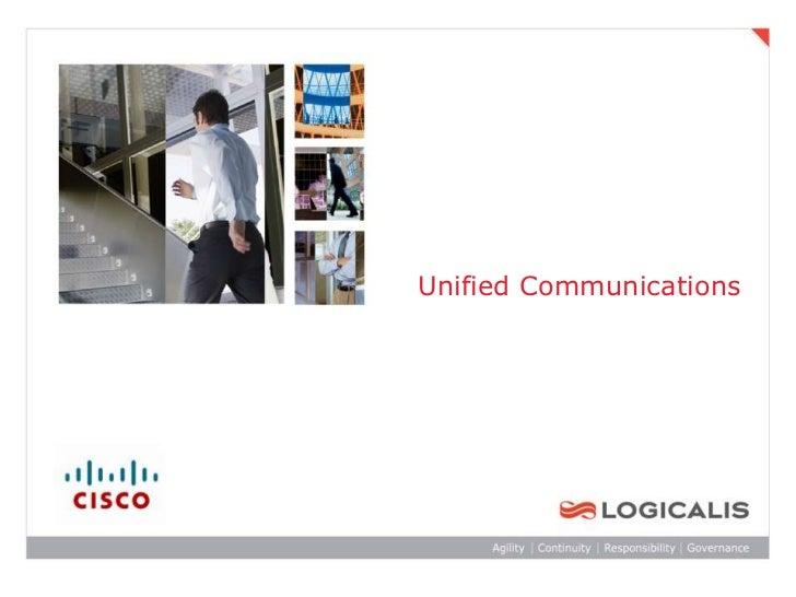 Logicalis Ucom Presentation Spanish