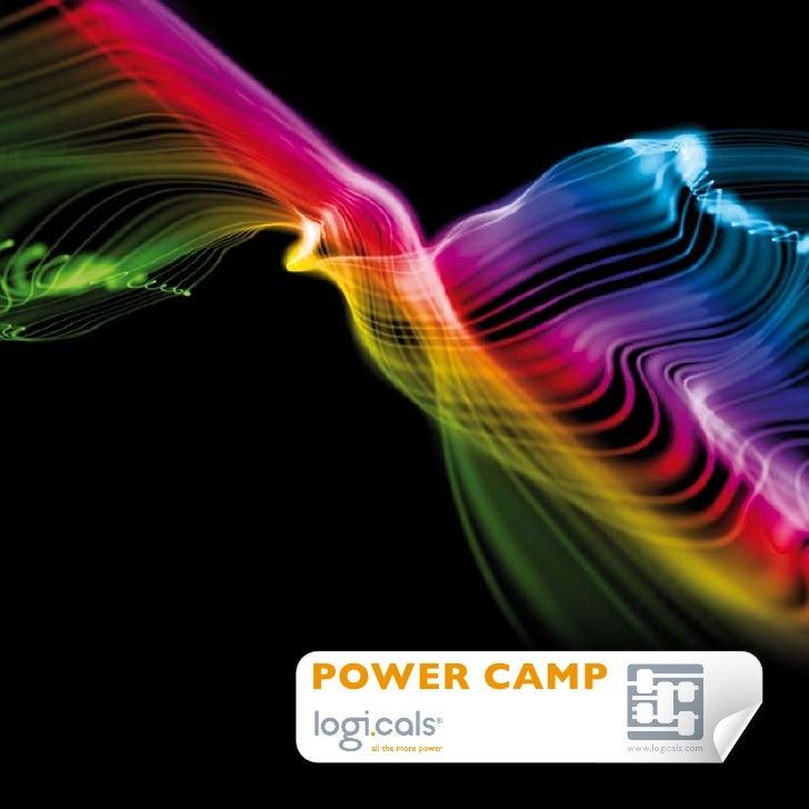 POWER CAMP              www.logicals.com