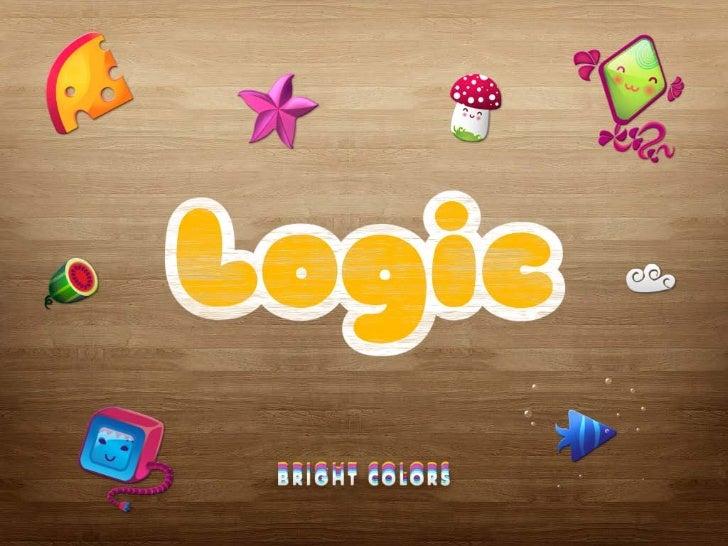 Logic iPad children game