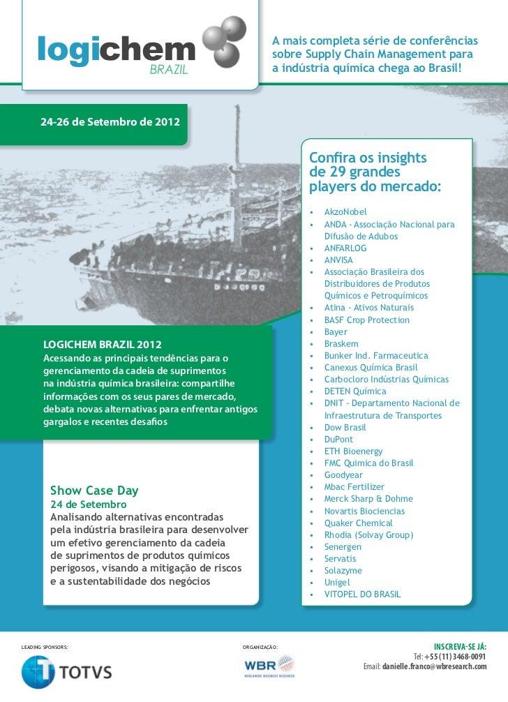 LogiChem Brazil  2012