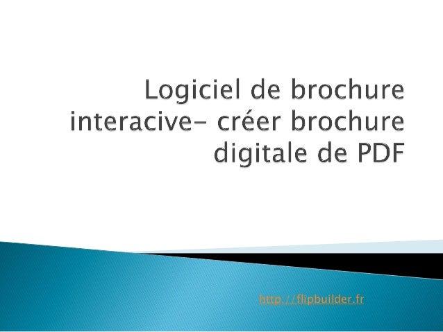 http://flipbuilder.fr