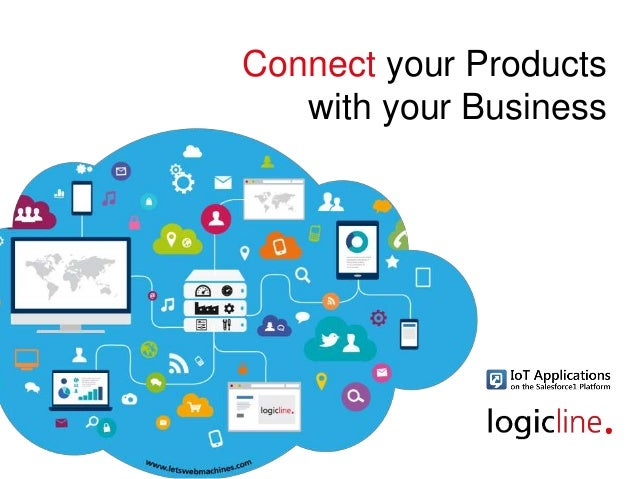 www.logicline.de Connect your Products with your Business