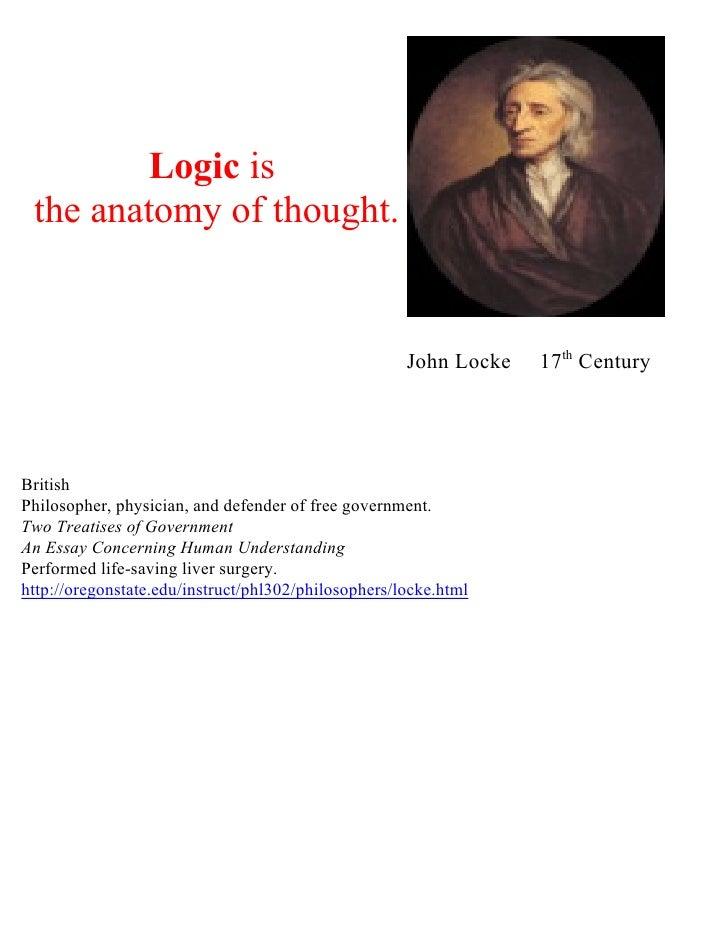john locke philosophy essay essay Johnlockeinstitute.