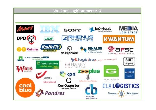 Welkom LogiCommerce13