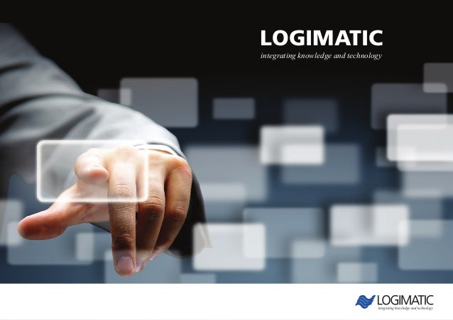Logimatic Corporate Anniversary Brochure