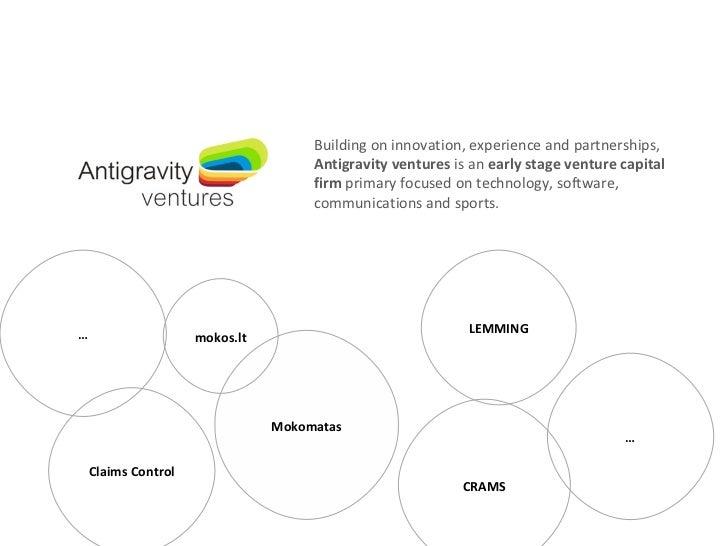 """Kaip idėją paversti verslu? Mindaugas Rutkauskas, """"Antigravity ventures"""" rizikos kapitalo projektų direktorius"""