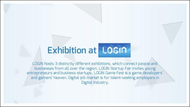 Login 2014 exhibition