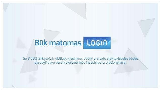 Login 2014 partneriams
