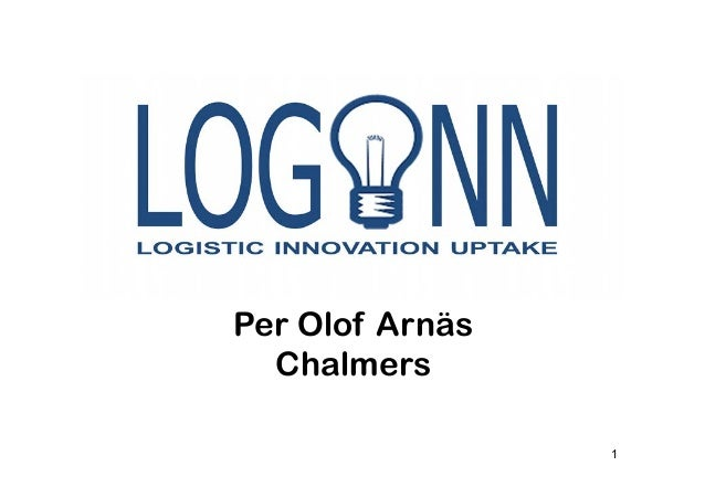 LOGINN - Logistics Innovation Uptake