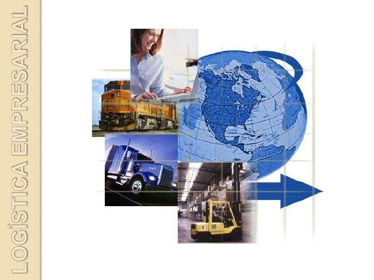 Logística Empresarial - Módulo I
